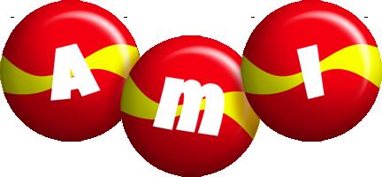 Ami spain logo