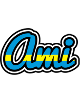 Ami sweden logo