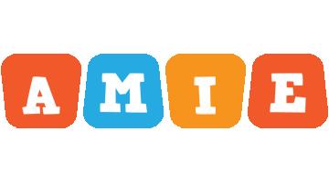 Amie comics logo