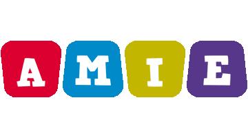 Amie daycare logo