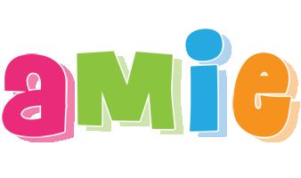 Amie friday logo
