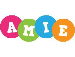 Amie friends logo