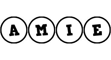 Amie handy logo