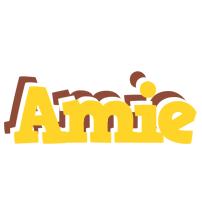 Amie hotcup logo