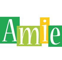 Amie lemonade logo