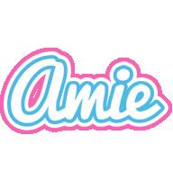 Amie outdoors logo