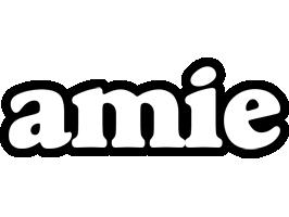 Amie panda logo