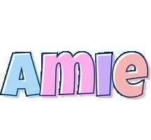 Amie pastel logo