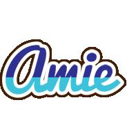 Amie raining logo