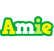 Amie soccer logo