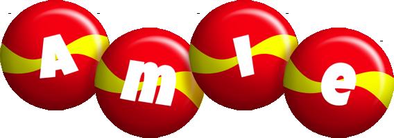 Amie spain logo