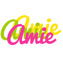 Amie sweets logo