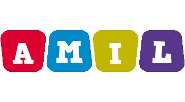 Amil daycare logo