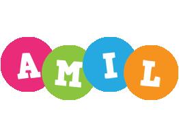 Amil friends logo