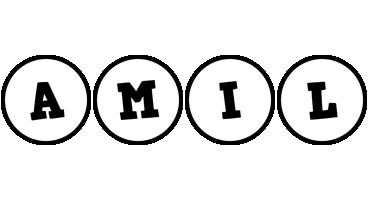 Amil handy logo