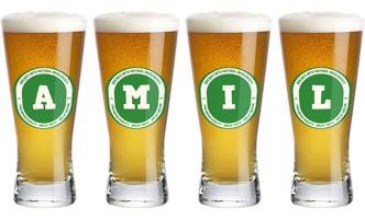 Amil lager logo