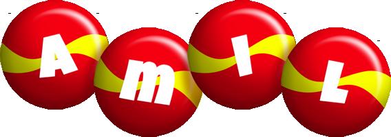 Amil spain logo