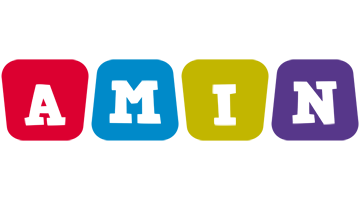 Amin daycare logo