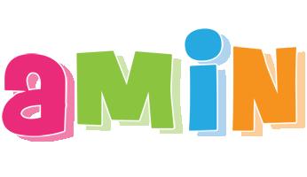 Amin friday logo