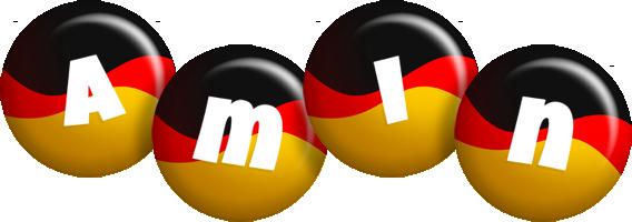 Amin german logo