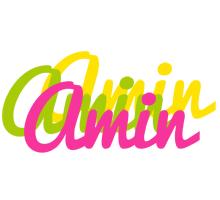 Amin sweets logo