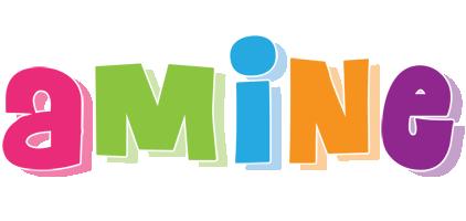 Amine friday logo