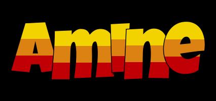Amine jungle logo