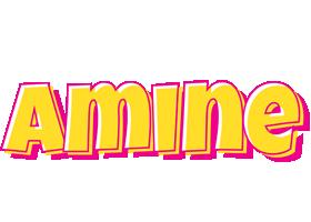 Amine kaboom logo