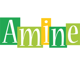 Amine lemonade logo