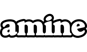 Amine panda logo