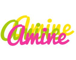 Amine sweets logo