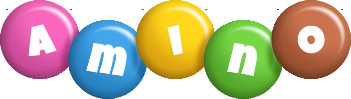 Amino candy logo