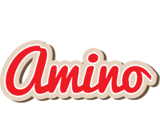 Amino chocolate logo