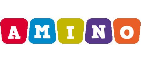 Amino daycare logo