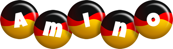 Amino german logo