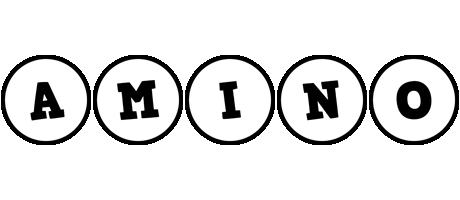 Amino handy logo