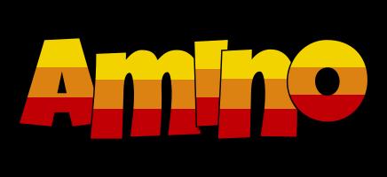 Amino jungle logo
