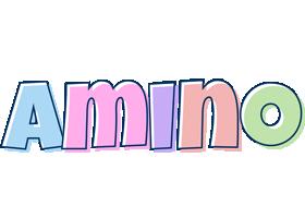 Amino pastel logo