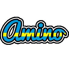 Amino sweden logo