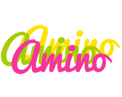 Amino sweets logo
