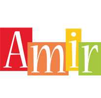 Amir colors logo