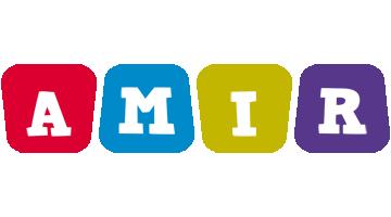 Amir kiddo logo