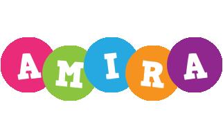 Amira friends logo