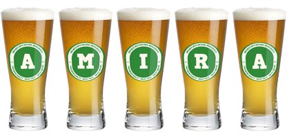 Amira lager logo