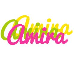 Amira sweets logo
