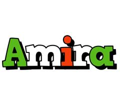 Amira venezia logo