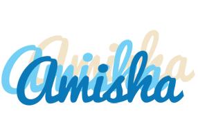 Amisha breeze logo