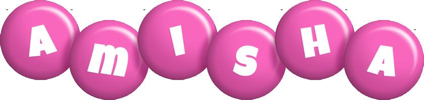 Amisha candy-pink logo
