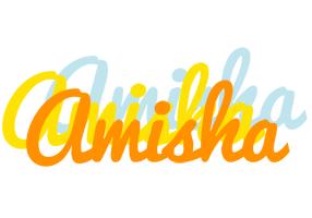 Amisha energy logo