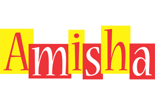 Amisha errors logo